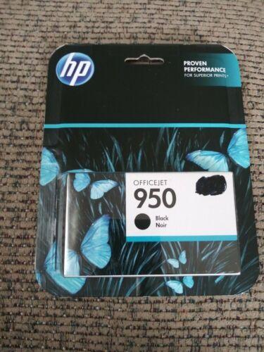Genuine OEM HP 950 Black Officejet Ink Cartridge HP950 04/2018 NIP