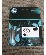 Genuine OEM HP 950 Black Officejet Ink Cartridge HP950 04/2018 NIP - $16.82