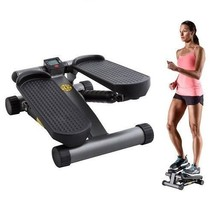 Compact Mini Stepper Exercise Home Personal Fitness Cardio Equipment Mon... - $64.74