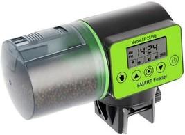 Automatic Fish Feeder Aquarium Tank Auto Fish Timer Feeder Adjustable Fi... - $16.82