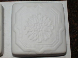 "Victorian Tile Molds (6) 6x12"" Make 100s Concrete Wall, Floor Tile @ $.15 Each image 7"