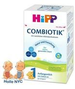 HiPP BIO Combiotic Stage 1 Organic Milk Formula FREE SHIPPING 01/2020 GE... - $32.95