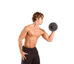 Newest CAP Barbell 40-Pound Vinyl Dumbbell Set - Ready to Ship image 5