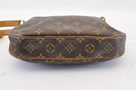 LOUIS VUITTON Monogram Odeon PM Shoulder Bag M56390 LV Auth sa741 image 9