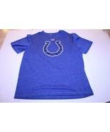 Men's Indianapolis Colts XL Athletic Shirt (Royal Blue) Majestic CoolBase - $15.88