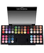 Sephora Collection Smokey Studio 2 Makeup Palette Eyes, Lips Set Sliding... - $105.00