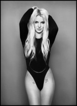 BRITNEY SPEARS (black & white) POSTER 24 X 36 Inches Looks great - $19.94