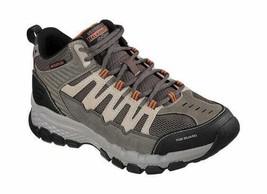 Skechers Men's Outland 2.0 Girvin Hiking Shoe Brown/Taupe - $97.97