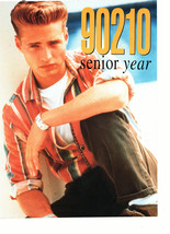 Jason Priestley teen magazine pinup clipping Beverly Hills 90210 senior year Bop