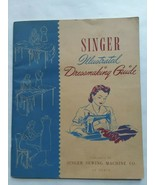Singer Illustrated Dressmaking Guide 1941 - $6.33
