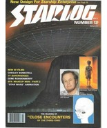Starlog Magazine #12 Close Encounters of The Third Kind Cover 1978 VERY ... - $8.79
