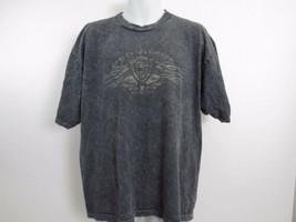 Harley Davidson Motos Neuf Richmond Wisconsin Gris T-Shirt Hommes XL B5 - $34.22