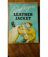 1950's Vintage Child's Roy Rogers Leather Jacket with Original Box; VG-VF - $913.99