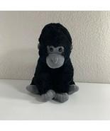 "Kohls Cares Black Gorilla Plush Eric Carle Stuffed Animal 11"" Tall Toy - $9.89"