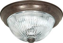 Nuvo Lighting SF76/606 Two Light Flush Mount - $27.82