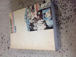1976 AMC AMERICAN MOTORS Gremlin Hornet Matador Service Shop Repair Manu... - $24.70