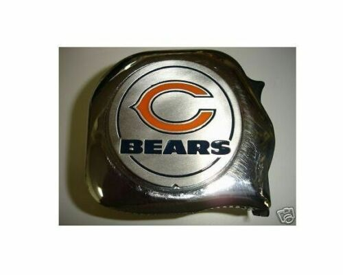 "Great Neck 1"" x 25' NFL Tape Measure Chicago Bears - $6.93"