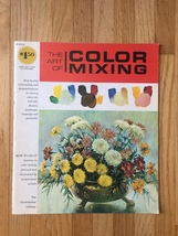 """Vintage Grumbacher Library """"HOW-TO-DO-IT"""" Art Lesson Books image 5"""