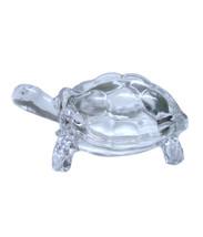 Feng shui Gifts Vastu Lucky Crystal Gift figurine tortoise figure RELIGI... - $33.65