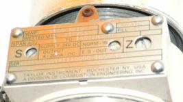 ABB TAYLOR INSTRUMENT 2500 PSIG ELECTRONIC TRANSMITTER 2500PSIG image 3