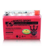 YTX4L-BS High Performance Gel Battery for KTM 520 XC Racing 00-02 by Nep... - $23.99