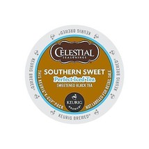 Celestial Seasonings Southern Sweet Perfect Iced Tea, 44 K cups, FREE SHIPPING ! - $38.99