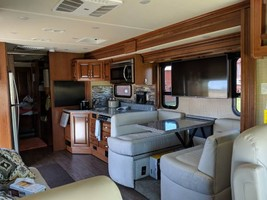 2017 Fleetwood Pace Arrow 35E For Sale In Falmouth, MI 49632 image 4