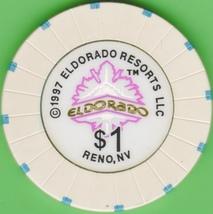 $1 Casino Chip. Eldorado, Reno, NV. I84. - $3.99