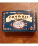 Cardinal Dominos Double Twelve Jumbo Color Dot 91 Shiny Dominos - $24.99
