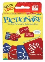Mattel Pictionary Card Game Brand new sealed package Mattel Games - Original - $11.99