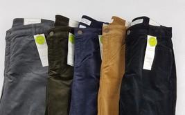 Charter Club Women's Petite Lexington Cord Straight Leg Corduroy Pants - $19.99