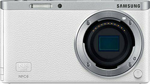 Samsung SMART CAMERA NX Mini RANDOM Color 20.5MP W-iFi NFC Body only NO BATTERY