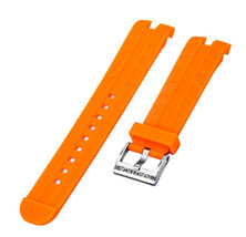 Nautica Men's A14640G NST 401 Date Safety Orange 22mm Sports Resin Watch... - $23.71
