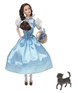 Barbie Wizard of Oz Barbie as Dorothy 2000 Doll Ruby Slippers light up N... - €38,52 EUR