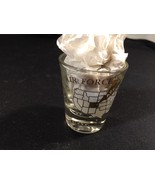 "Vintage Air Force Academy Colorado Eagle Shot Glass Collectible 2-1/4"" - $12.99"