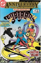 The New Adventures of Superboy Comic Book #50 DC Comics 1984 VERY FINE- - $3.50