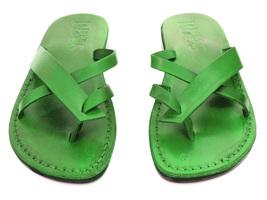 Leather Sandals for Women PRINCESS by SANDALIM Biblical Greek Roman Sandals - $39.44 CAD+