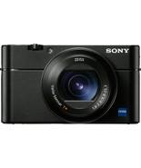 Sony Cyber-shot DSC-RX100 V 20.1 Megapixel Digital Camera Black - $600.00