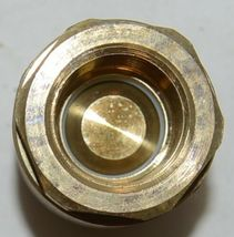 Watts Threaded LF600 Spring Check Valve NPT One Inch Brass 0555177 image 3