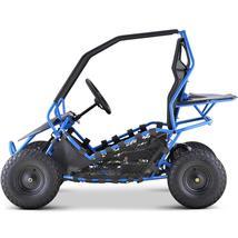MotoTec Maverick Go Kart 36v 500w 12ah Battery Selectable Speeds 20 MPH Max image 6