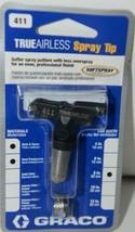 Graco TRU411 TrueAirless Spray Tip with Softspray Technology image 1