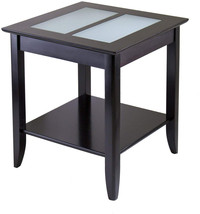 Winsome 92122 Syrah Occasional Table, Espresso - $123.36
