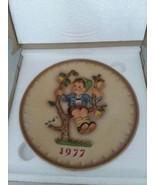 MI Hummel 1977 In Original Box 7th Annual Collector Plate Goebel West Ge... - $15.99
