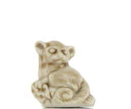 Wade Whimsie Miniature Porcelain American Bush Baby