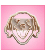 Embossed 金毛寻回犬 Cookie Cutter-One Piece Only - $10.15