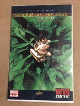 Scourge Of The Gods The Fall #2 Of 3 Marvel Comics Comic Book - $1.89