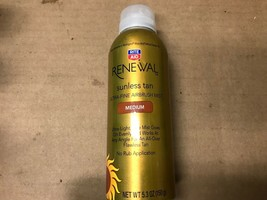 Renewal Sunless Tan Ultra-Fine Airbrush Mist, Medium,  - 5.3 oz - $8.01