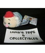 "Disney Store Authentic USA Peter Pan Mr. Smee Tsum Tsum 3.5"" mini plush ... - $18.48"