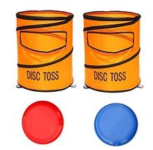 Win SPORTS Folding Disc Slam Game Set丨Flying Disc Toss Dunk Game Set丨Inc... - $32.55