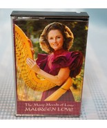 The Many Moods of Love by Maureen Love Cassette Tape  - $6.38